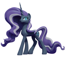Nightmarity 3D Model by Clawed-Nyasu