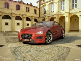 Audi aQa version-3 8 by cipriany