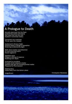 A Prologue to Death by padawan71
