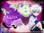KilluaZoldyck:)))) by EllishaLorraine