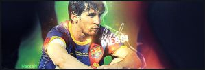 Lionel Messi by HassaNl