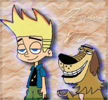 Johnny Test by Bowser81889