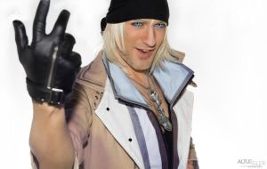 Snow Villiers Cosplay - Wallpaper Preview by Leon by LeonChiroCosplayArt