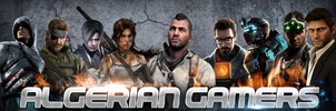 Algerian Gamers Banner. by N3xS