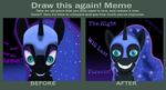 Draw This Again: Forever Night by xHardwirex