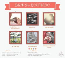 Bridal Boutique in Singapore -Selette bridal by dhilipedeze