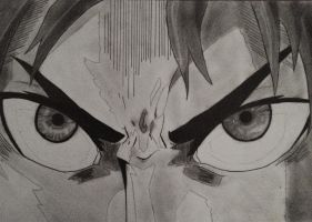 Eren Eyes by hoanglamle