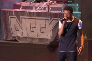 Diggy in Concert at Great Adventure NJ 3 by kamau123
