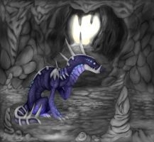 DTA- Stray From Light by NeonMonsterBytes