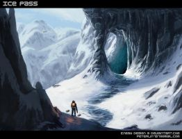 Ice Pass by EnemyDesign