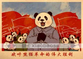 Panda Revolution XV by xiaobaosg