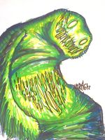 Oogie Boogie Monster Like by Yorch0