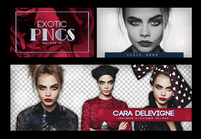 Pack Png 685 // Cara Delevingne. by ExoticPngs