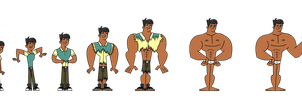 Dave Muscle Growth V3.0 by kasden95