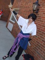 sword in hand and ready to go by Uchiha-Sakura