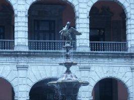 The Fountain by Lafire