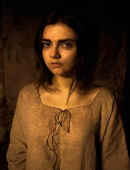 Arya Stark Cosplay by noaxaon