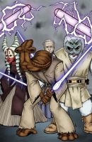 Protect the Chancellor COLOR by TravisTheGeek