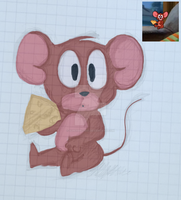 Shocking Mouse by SuperBro1997