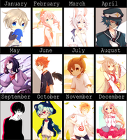 Art summary 2014 by ruichou