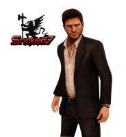 Nathan Drake - Render 14 by snakeff7
