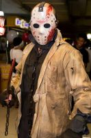 Jason Voorhees Costume by jhuino69