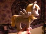 Derpy side felt by CreationsbyFrost