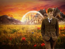 Doctor in Gallifrey by YlianaKapella-Neidon