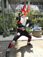 Agito Shining form by jjtomcool