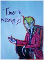 Time Is Passing By by Hidan4eTheBest