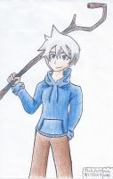 Jack Frost~ by SuperSonic-SonicFan