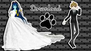 The corpse Bride- Miku and Len Download by AmeliaRoseHedgehog