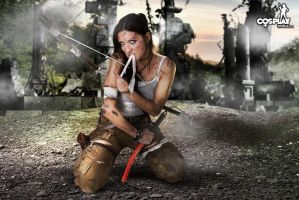 Lara again by cosplayerotica