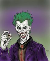 Joker by Eldhrad