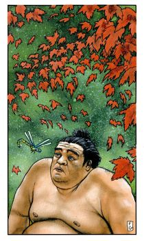 Sumo to Tombo by LEQUARK