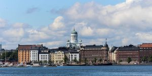 Helsinki Cathedral by paschlewwer