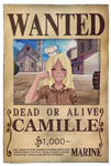 Camille's Wanted Poster by Chironaila