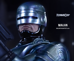 Robocop '87 Study by MAiJiNTHEARTIST