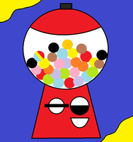 Gumball Machine Adoptables (2-8 points) -open- by Aqua-marill