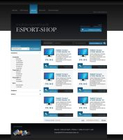 Oscommerce Design for Sale by miorio