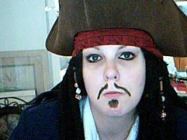 Jack Sparrow Mug Shot xD by Heartiful