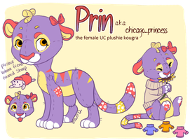 new kougra ref... by naida4
