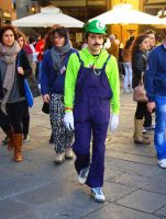 Cosplayers in Lucca 2012 15 by st2wok