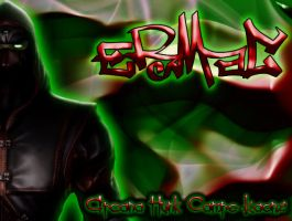 Ermac style by ArcanaHunkCamreKaenz