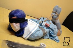 How to fail with selfbondage! The second try! 11 by Natsuko-Hiragi