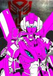 Arcee by neurowing Coloured BG by Avoidthevoid