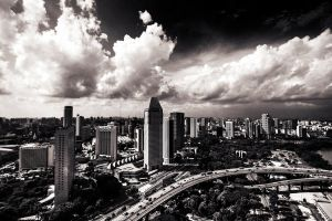 Singapore City by icmb94