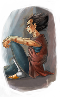 DragonBall Super - Realisations Fanart 1 by RedViolett