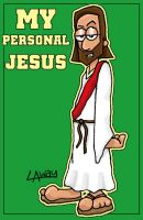My Personal Jesus by AngelCrusher