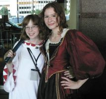 Otakon '08 - White Mage by Eltras